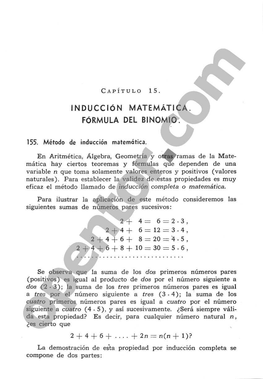 Álgebra de Mancil 2 - Página 92