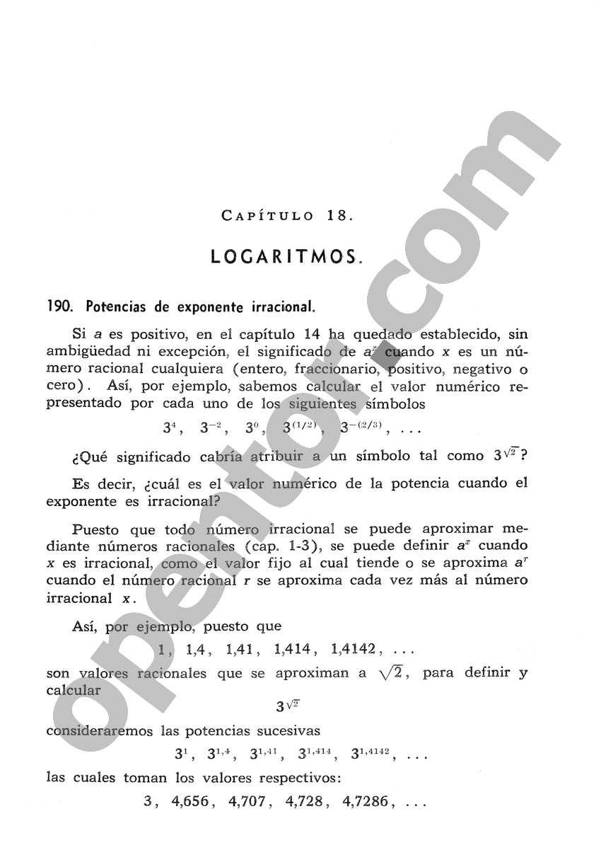 Álgebra de Mancil 2 - Página 239