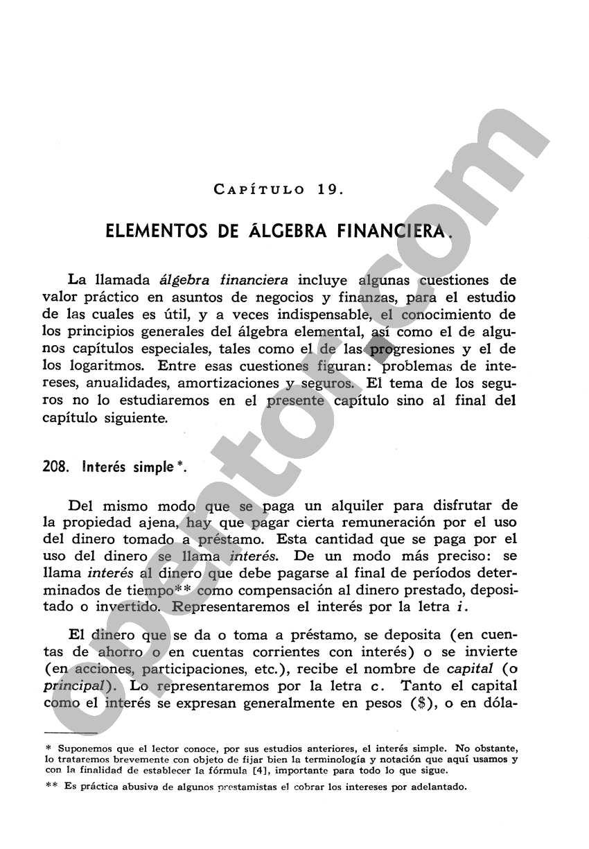 Álgebra de Mancil 2 - Página 307