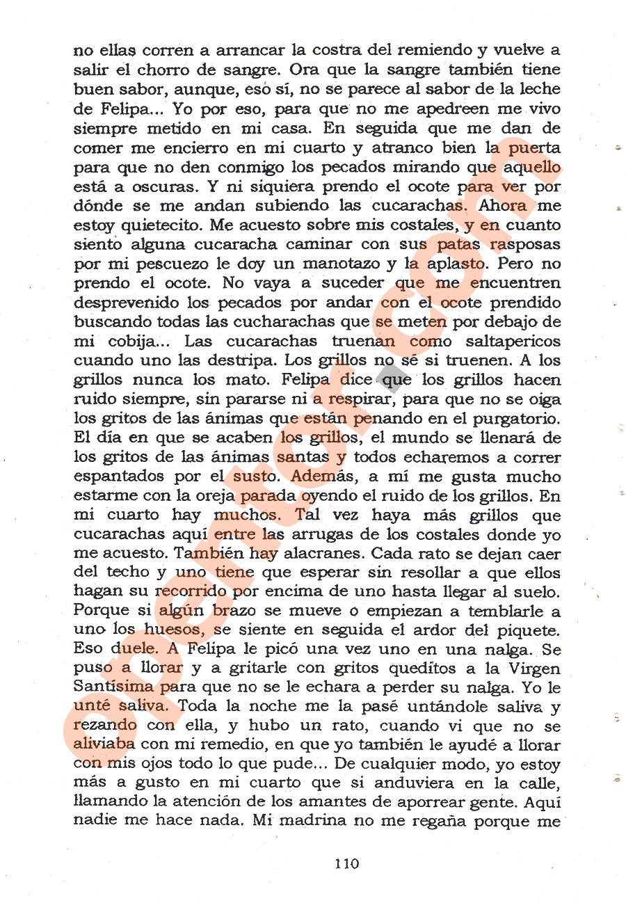El llano en llamas - Página 110