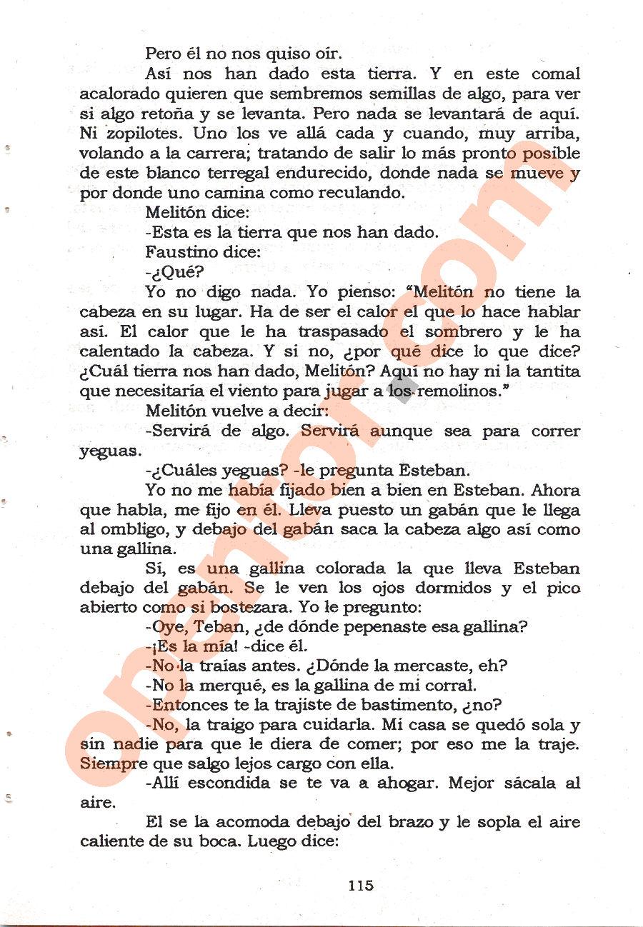 El llano en llamas - Página 115