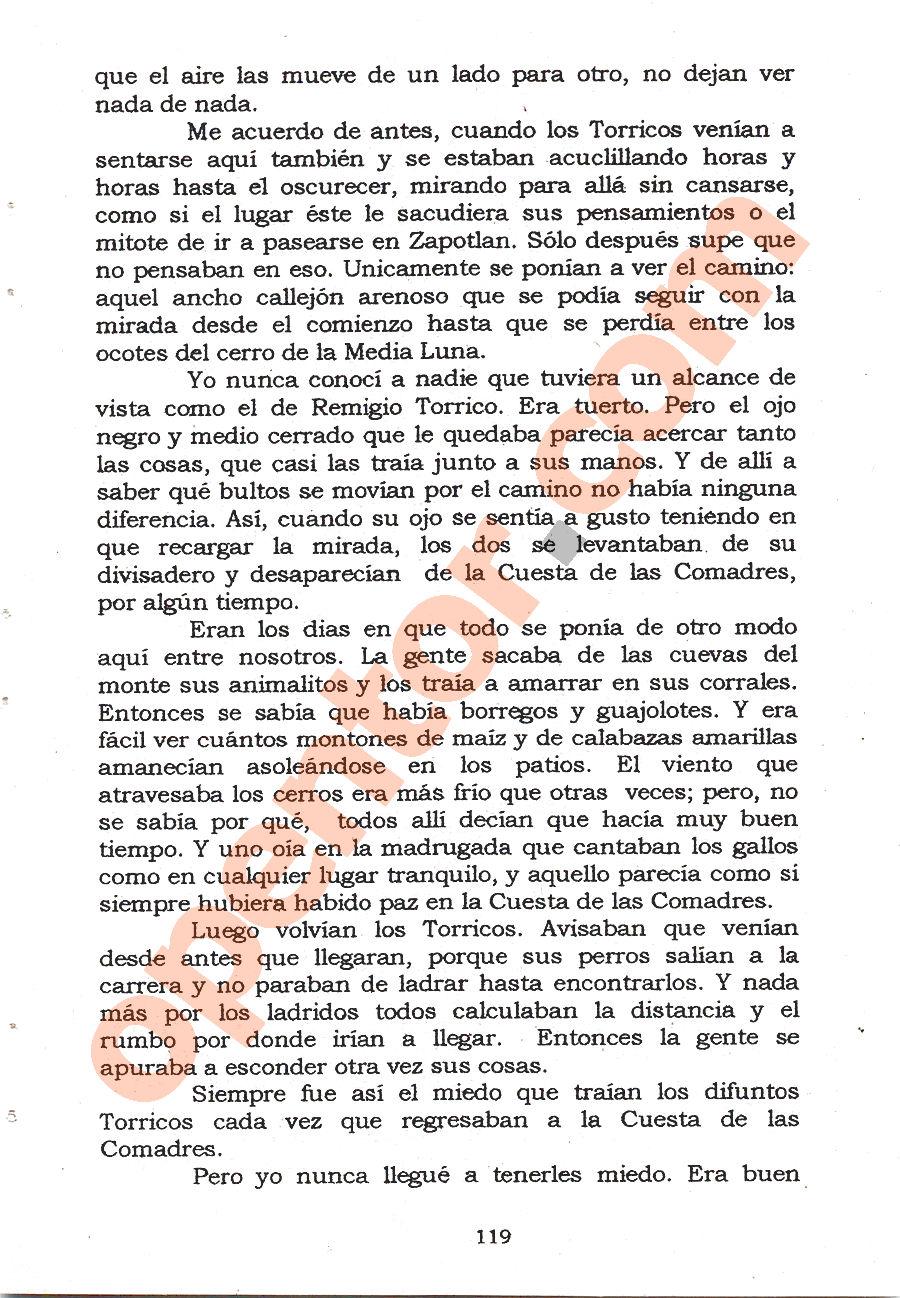El llano en llamas - Página 119