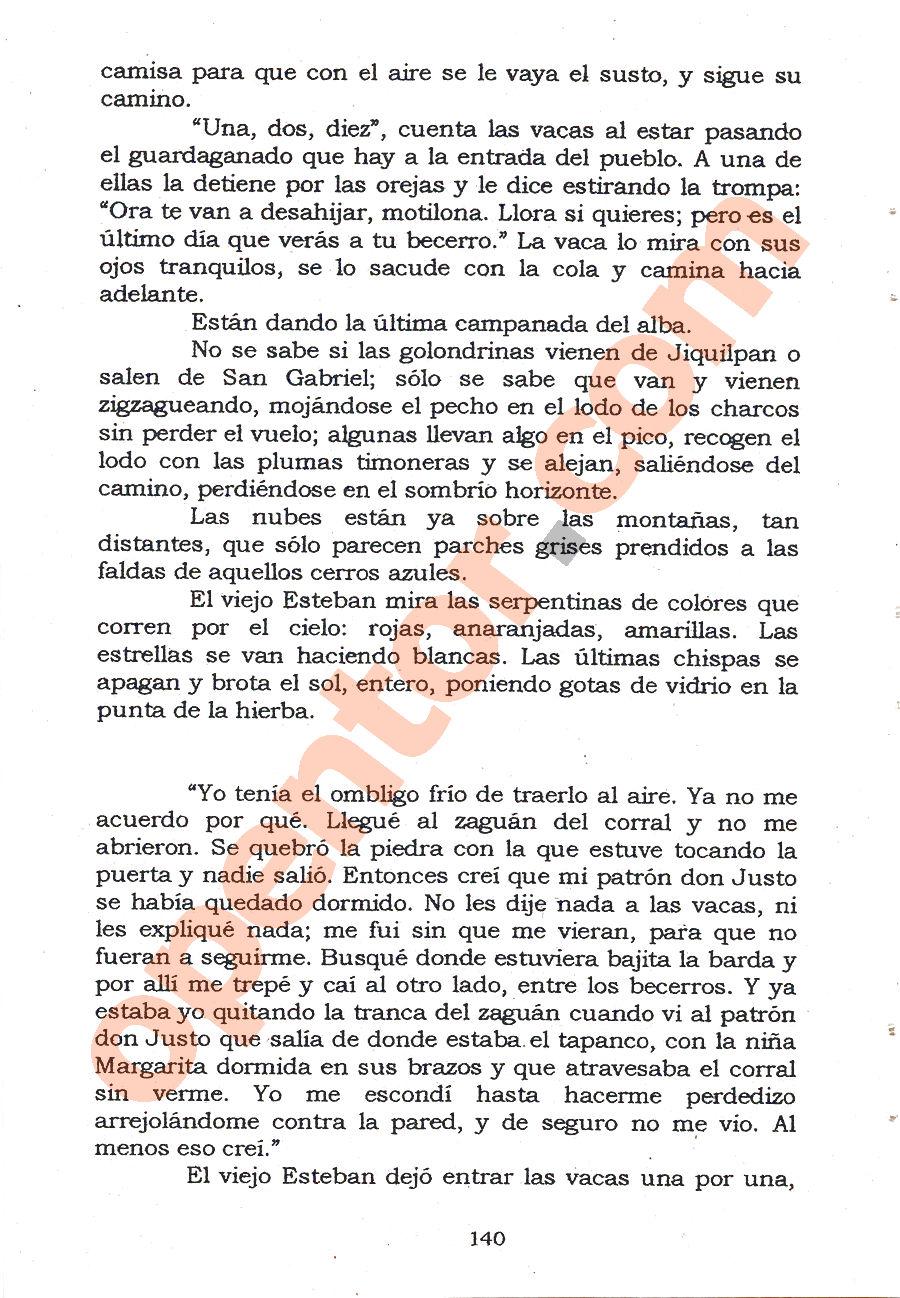 El llano en llamas - Página 140