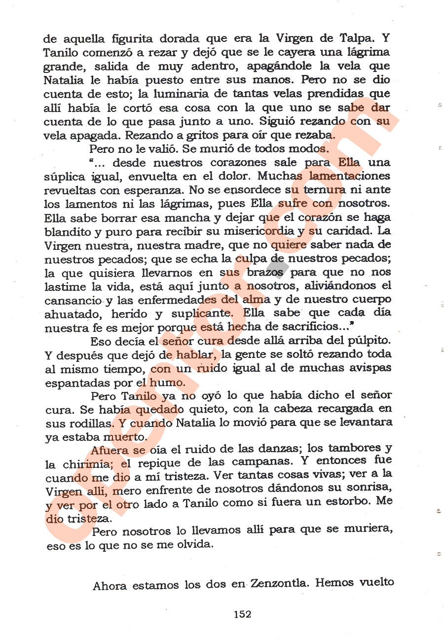 El llano en llamas - Página 152