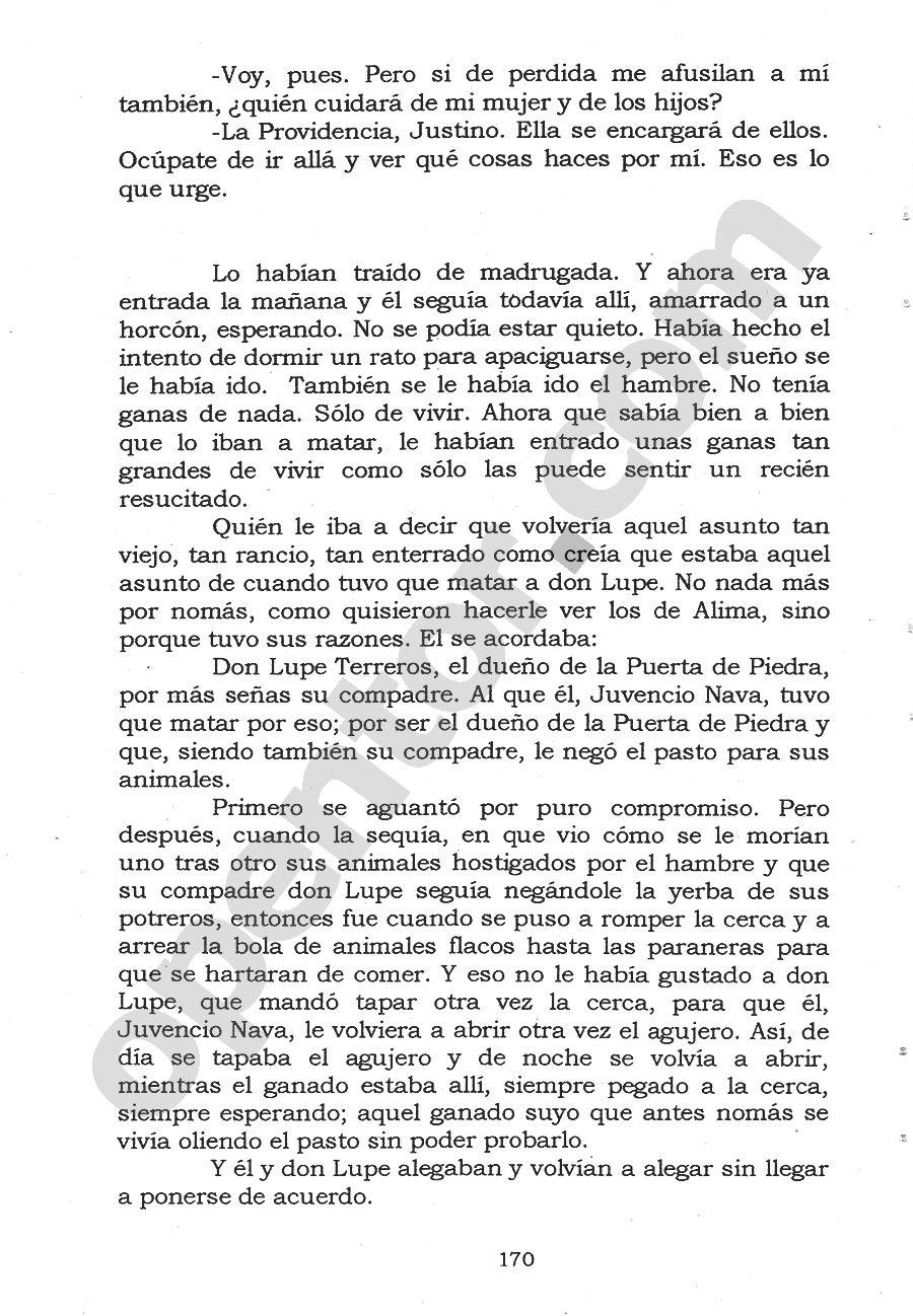 El llano en llamas - Página 170