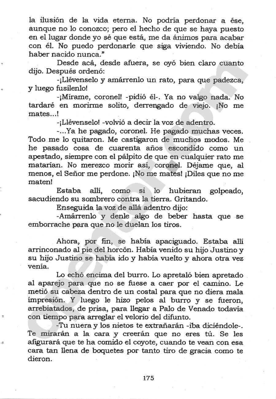 El llano en llamas - Página 175