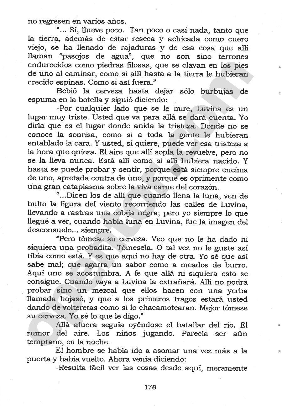 El llano en llamas - Página 178