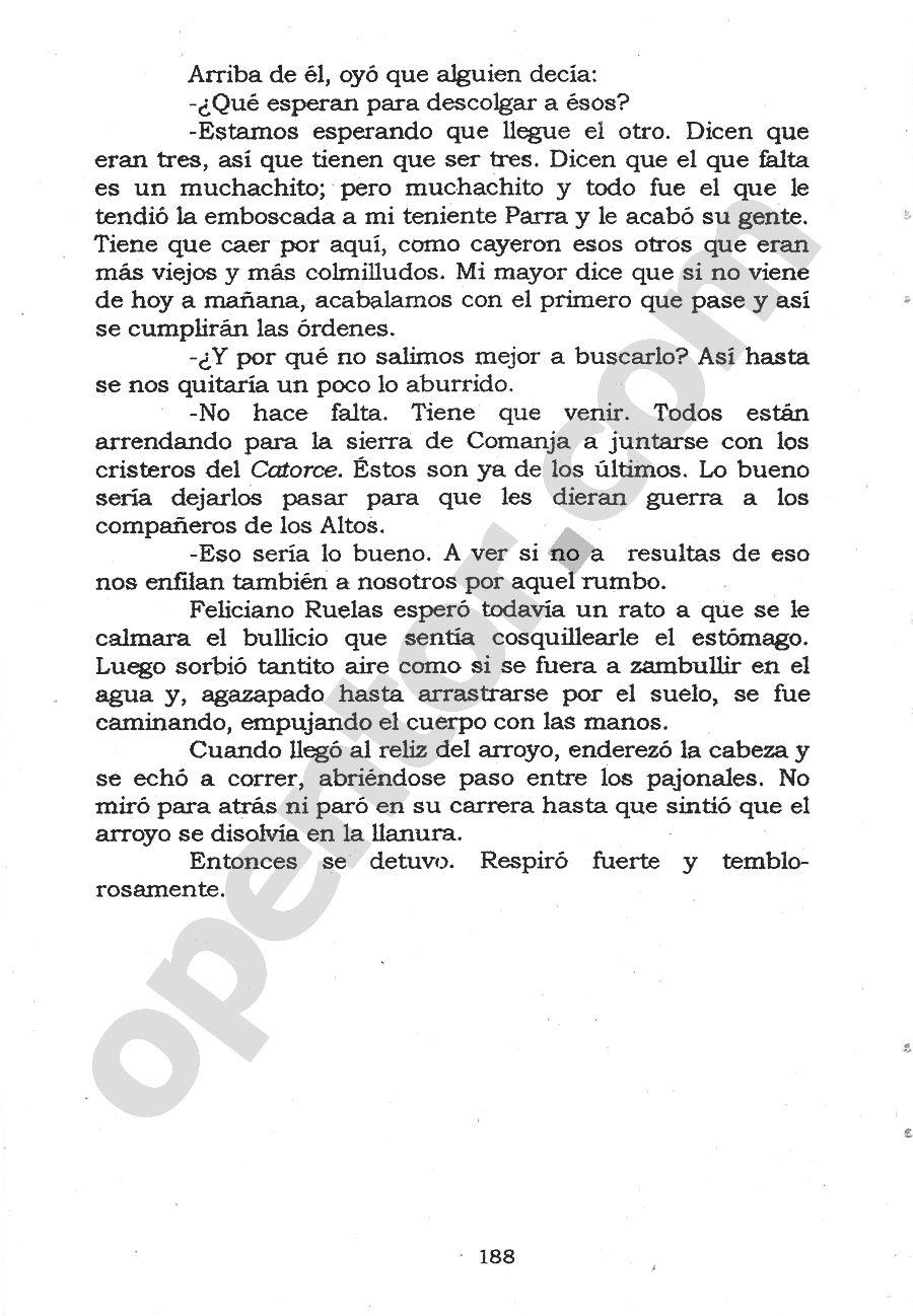 El llano en llamas - Página 188