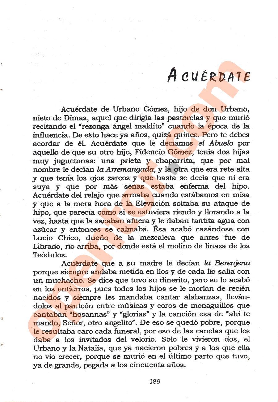 El llano en llamas - Página 189