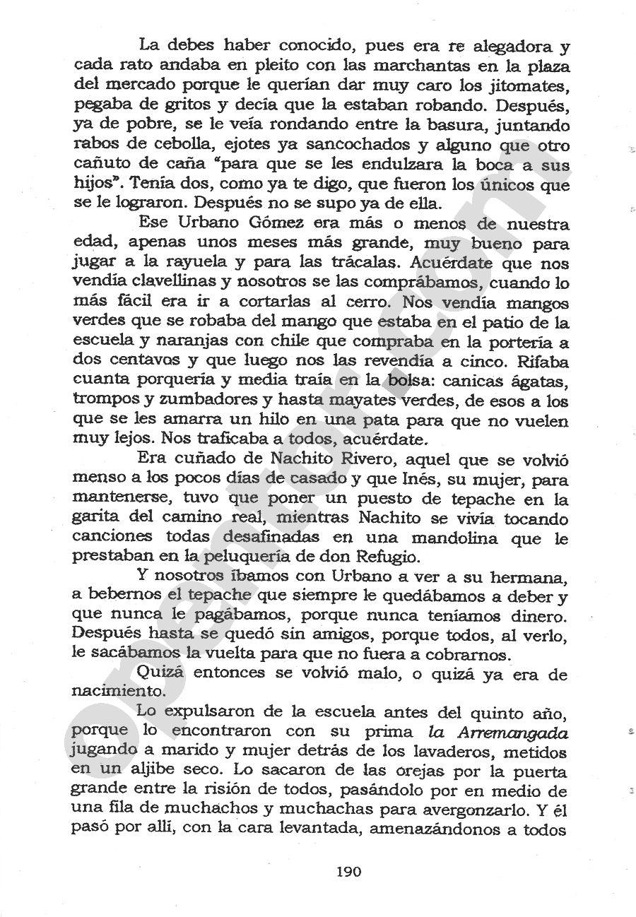El llano en llamas - Página 190