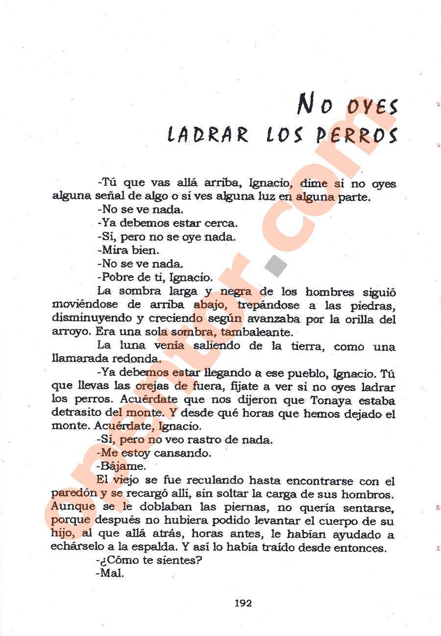 El llano en llamas - Página 192