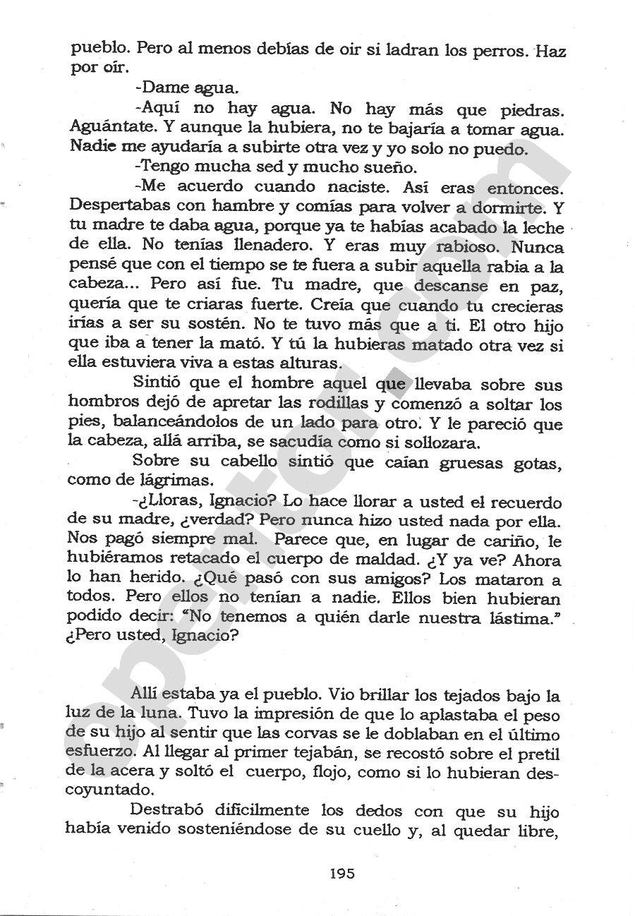 El llano en llamas - Página 195