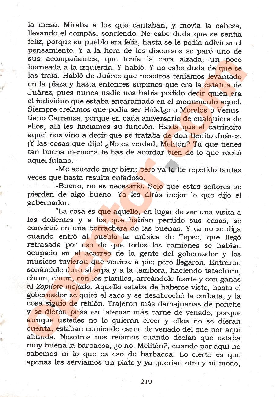 El llano en llamas - Página 219