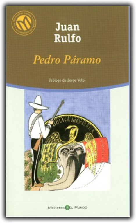 Pedro Páramo - Portada
