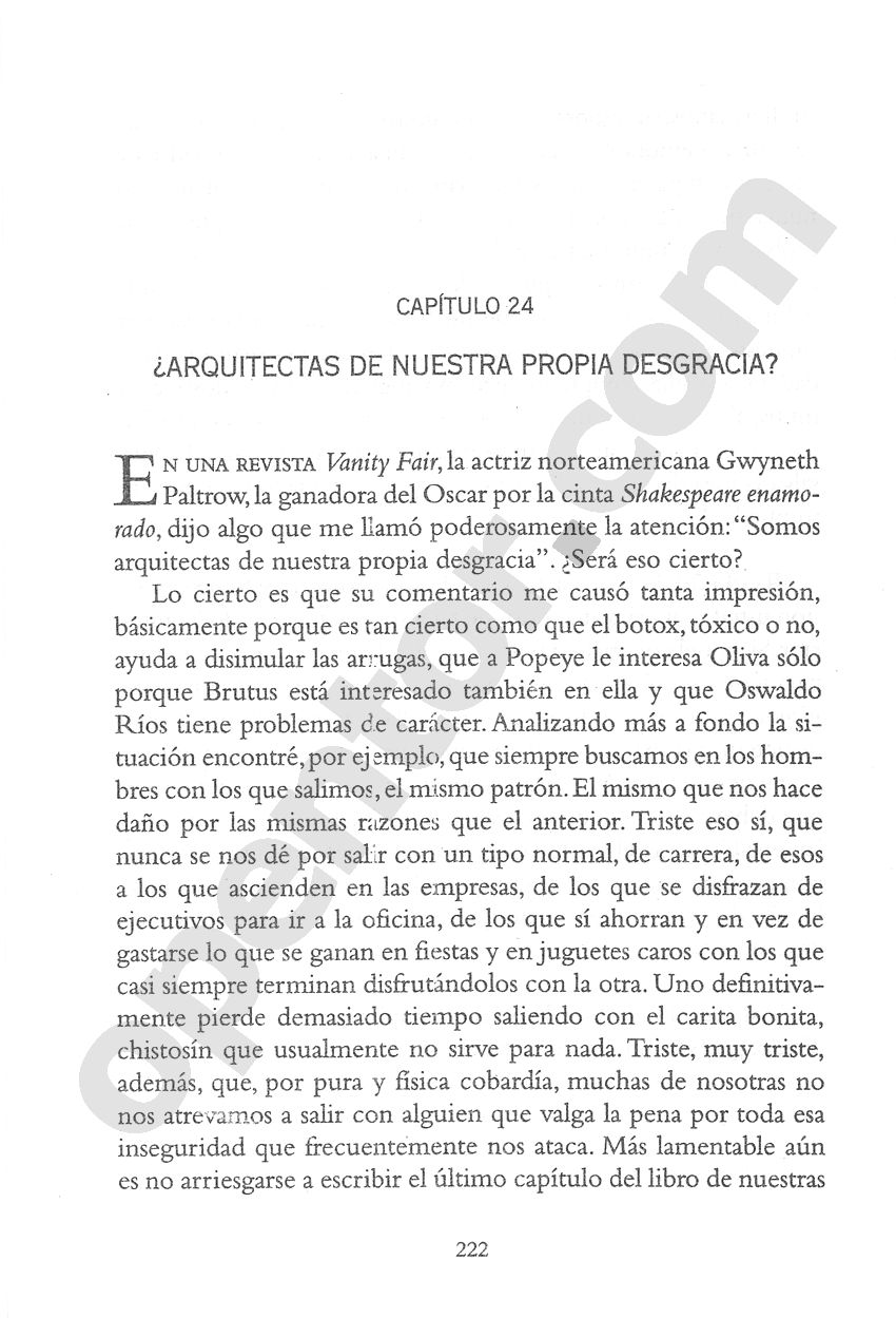 Los caballeros las prefieren brutas - Página 222