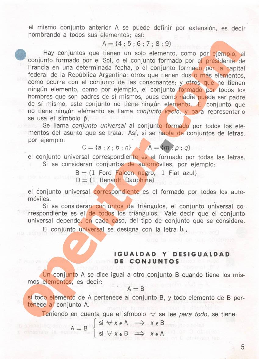 Aritmética de Repetto 1 - Página 5