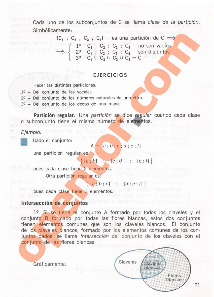 Aritmética de Repetto 1 - Página 21