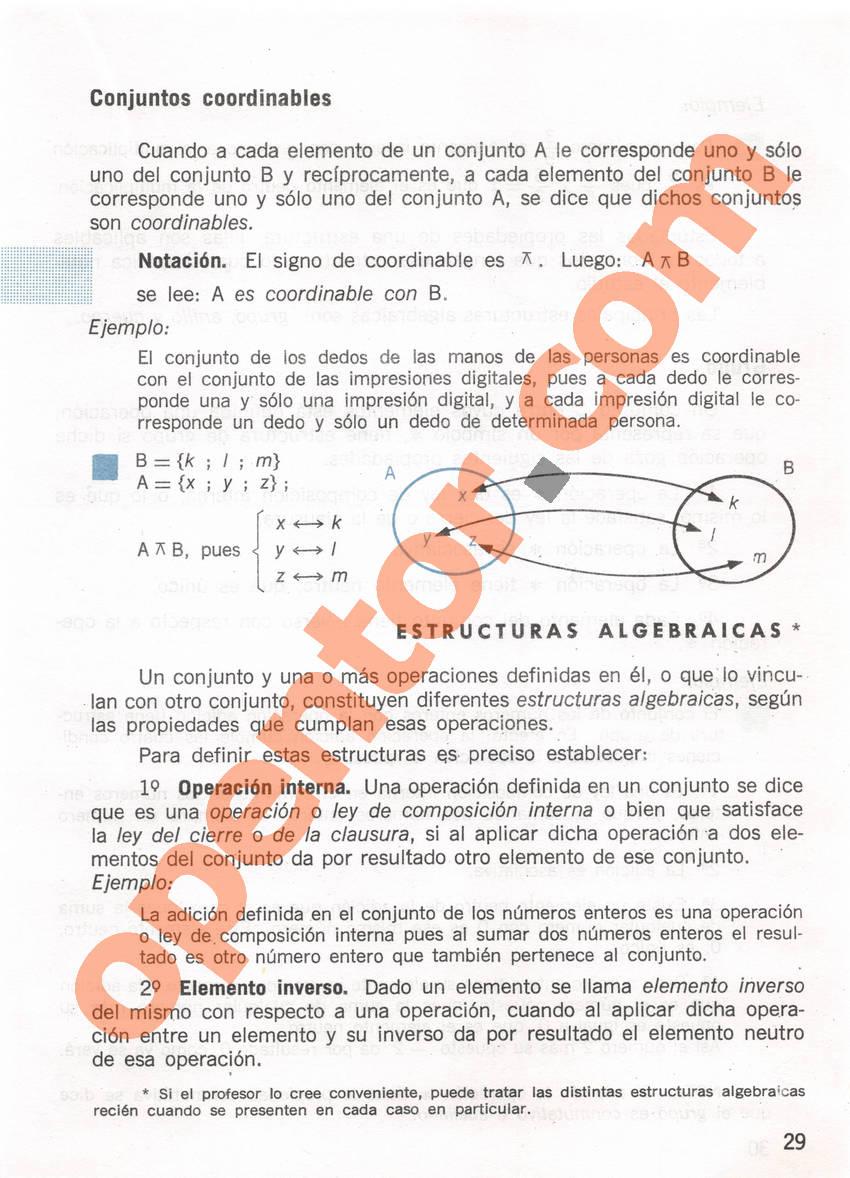 Aritmética de Repetto 1 - Página 29