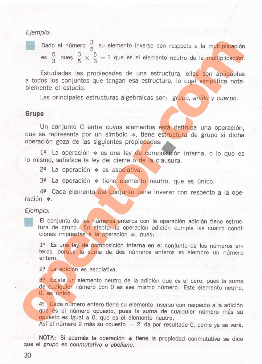 Aritmética de Repetto 1 - Página 30