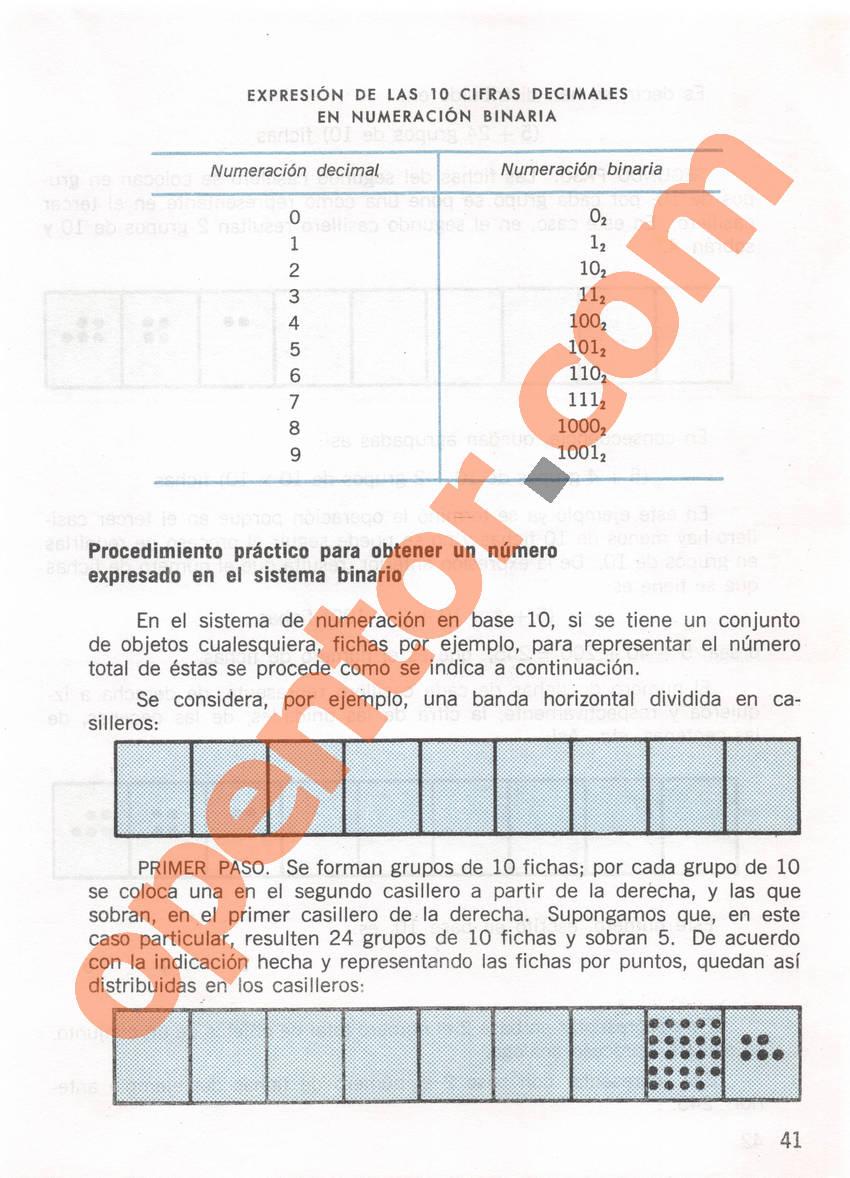 Aritmética de Repetto 1 - Página 41