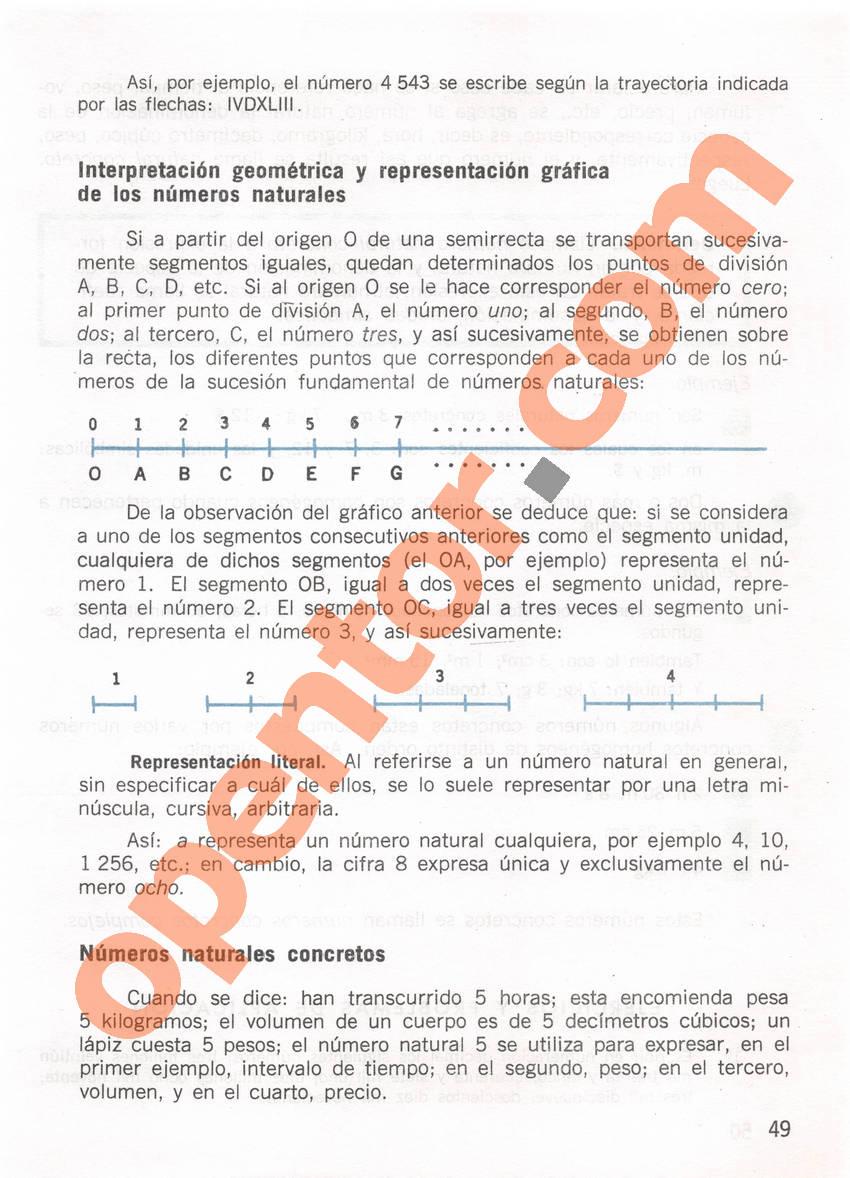 Aritmética de Repetto 1 - Página 49
