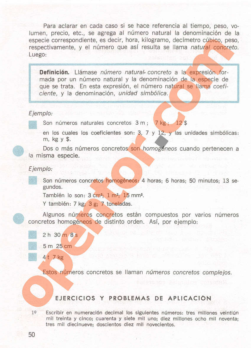 Aritmética de Repetto 1 - Página 50