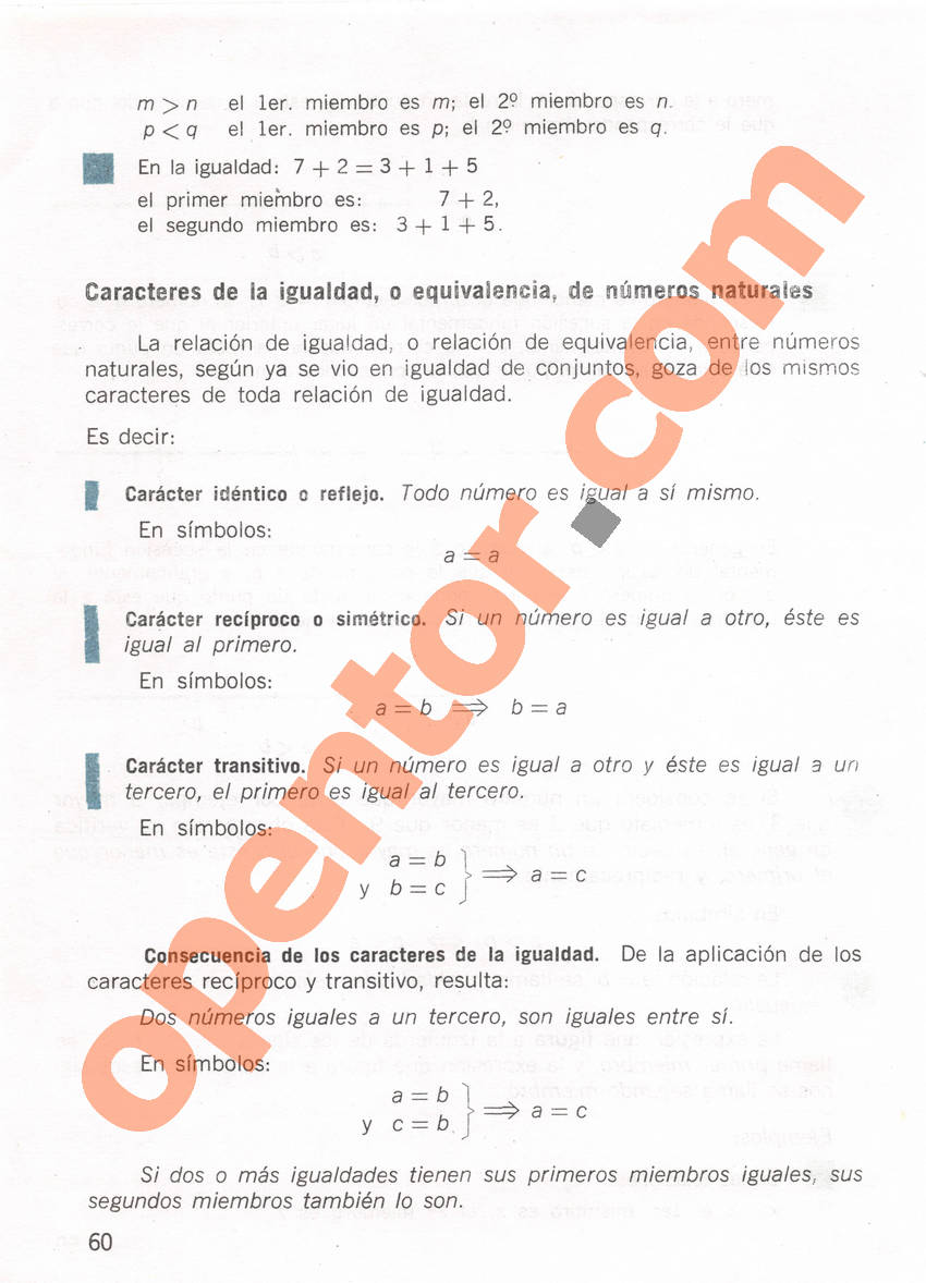 Aritmética de Repetto 1 - Página 60