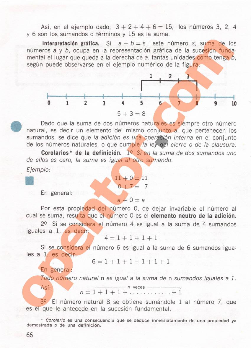Aritmética de Repetto 1 - Página 66