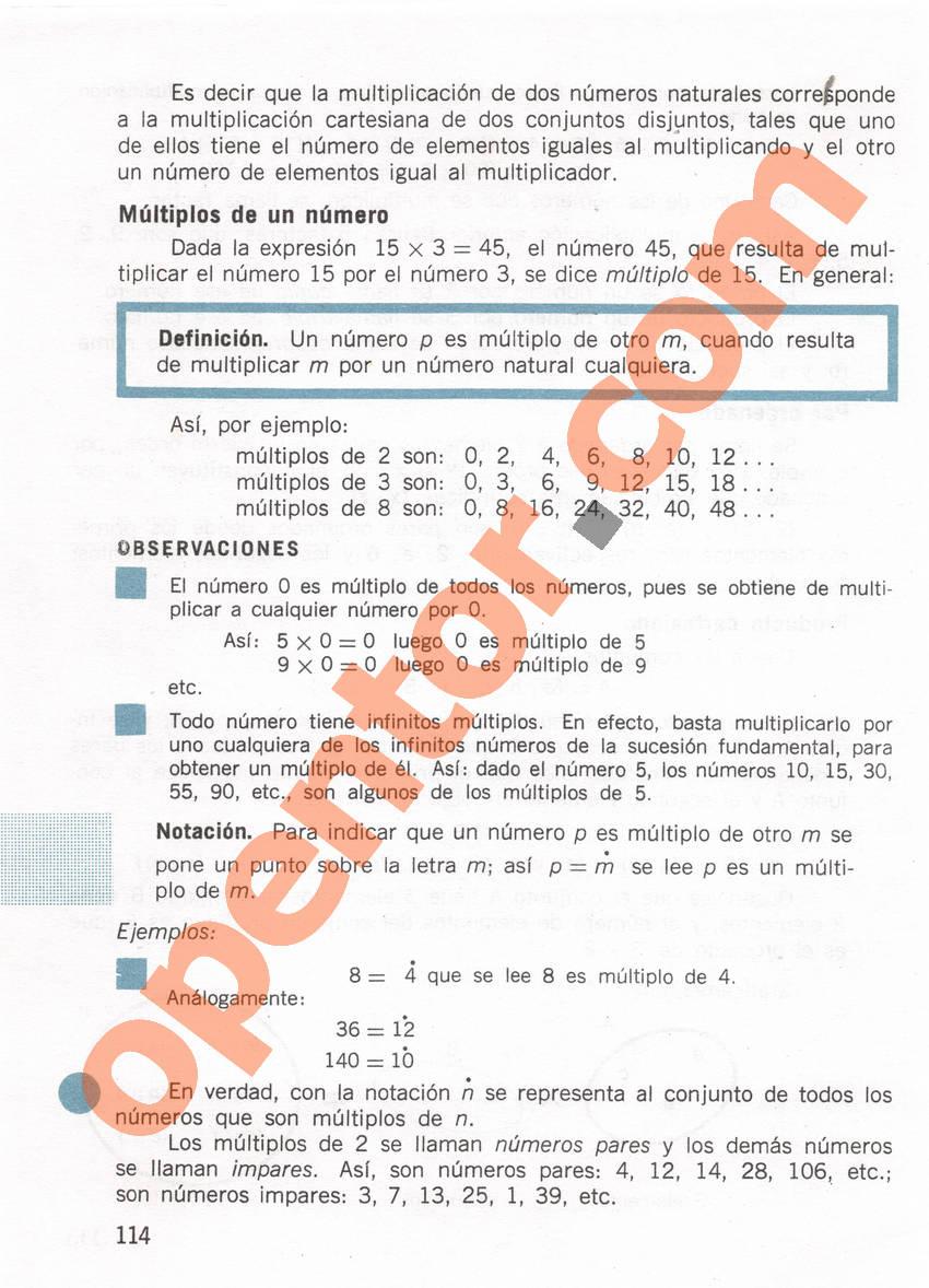 Aritmética de Repetto 1 - Página 114