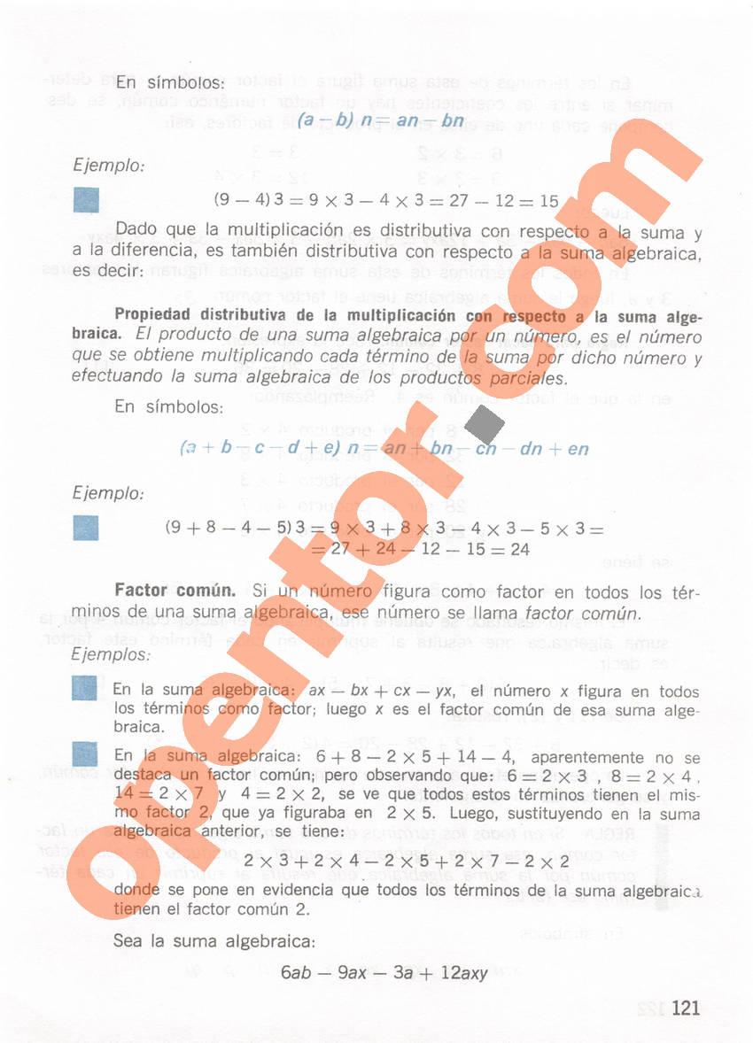 Aritmética de Repetto 1 - Página 121