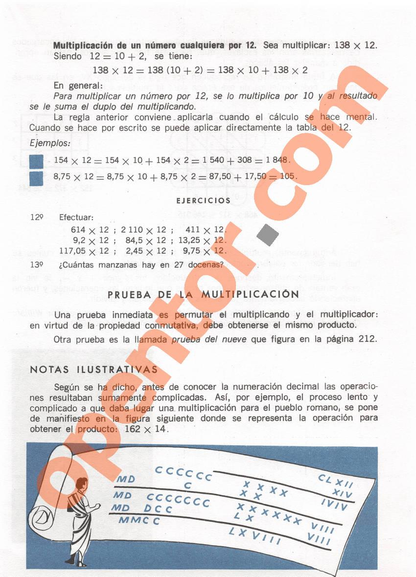 Aritmética de Repetto 1 - Página 135