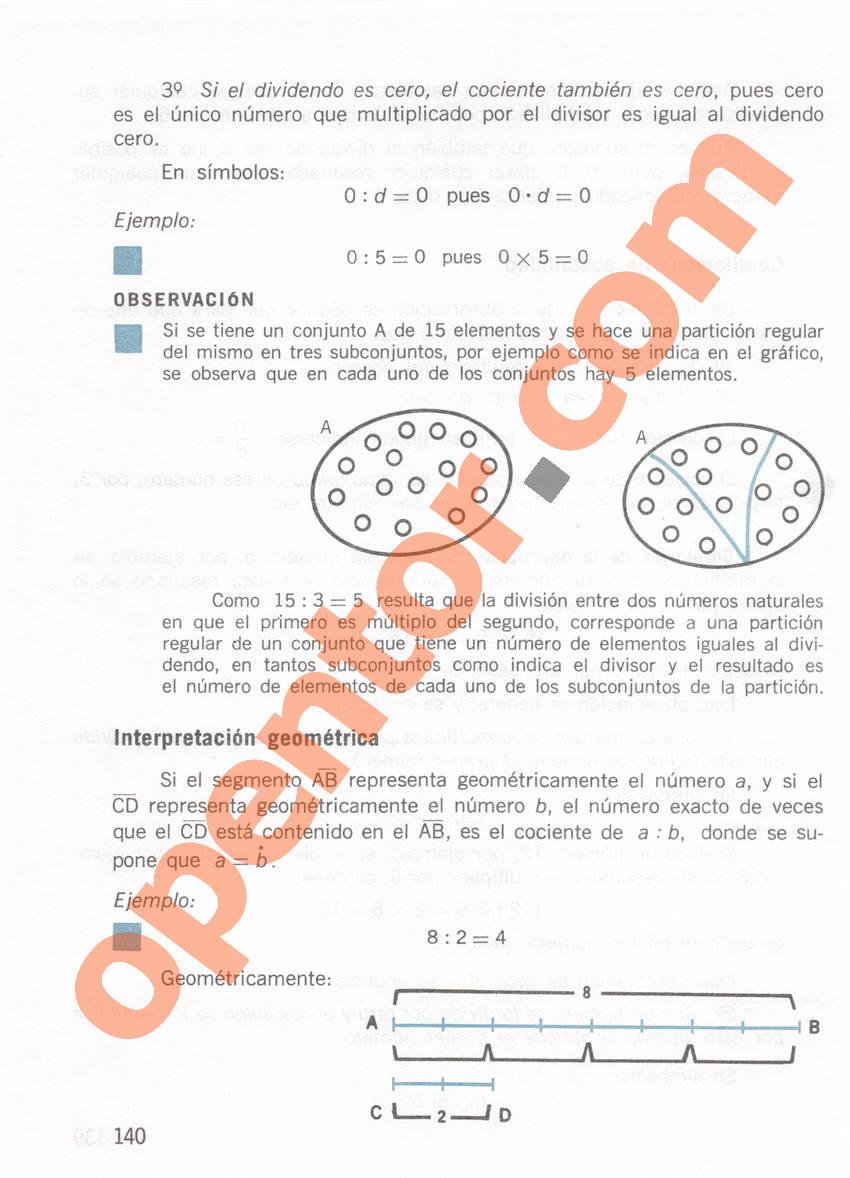 Aritmética de Repetto 1 - Página 140