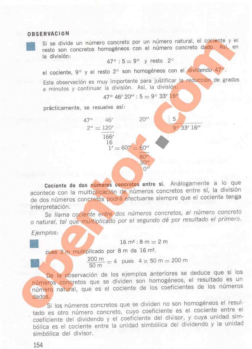 Aritmética de Repetto 1 - Página 154