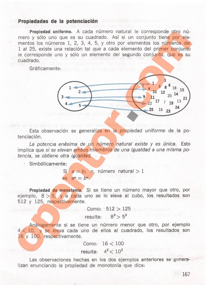 Aritmética de Repetto 1 - Página 167