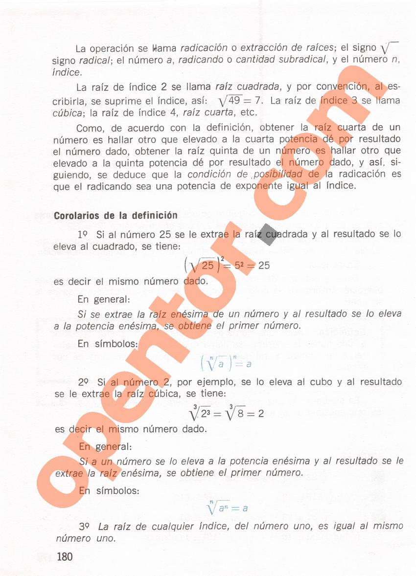 Aritmética de Repetto 1 - Página 180