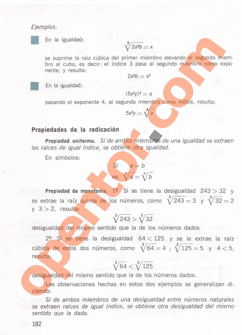 Aritmética de Repetto 1 - Página 182