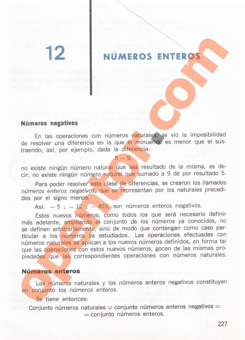 Aritmética de Repetto 1 - Página 227