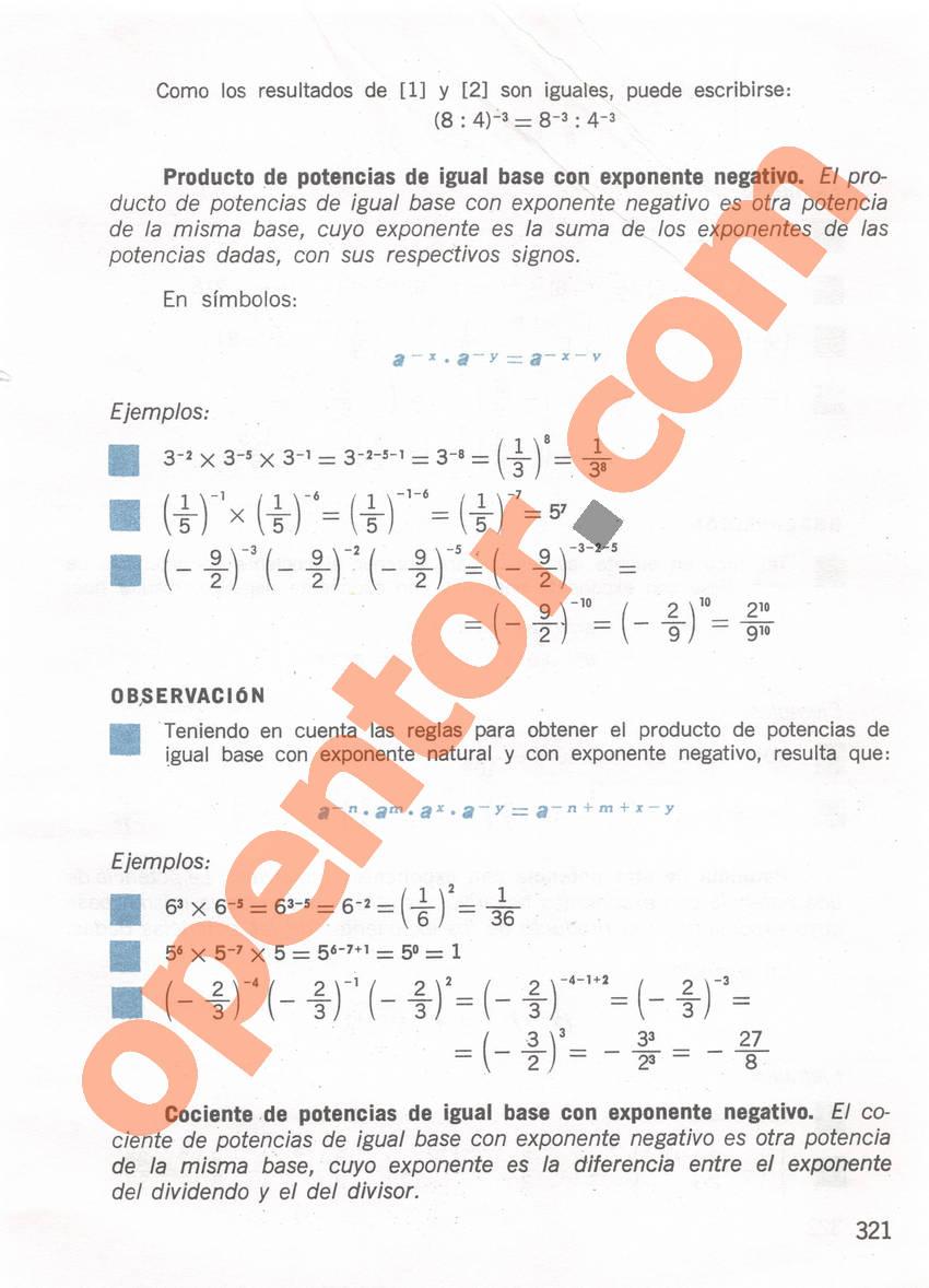 Aritmética de Repetto 1 - Página 321
