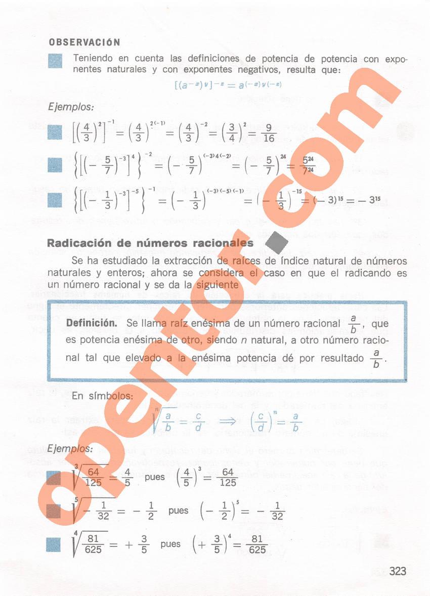 Aritmética de Repetto 1 - Página 323