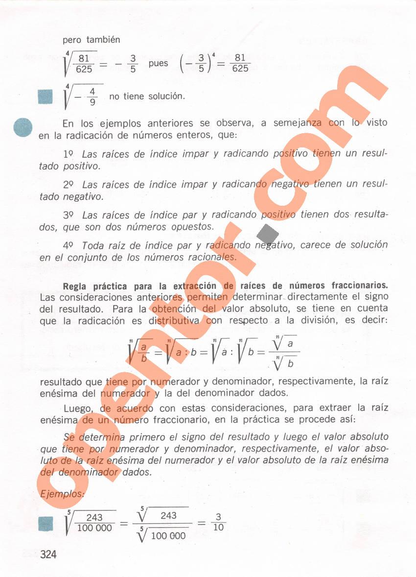 Aritmética de Repetto 1 - Página 324