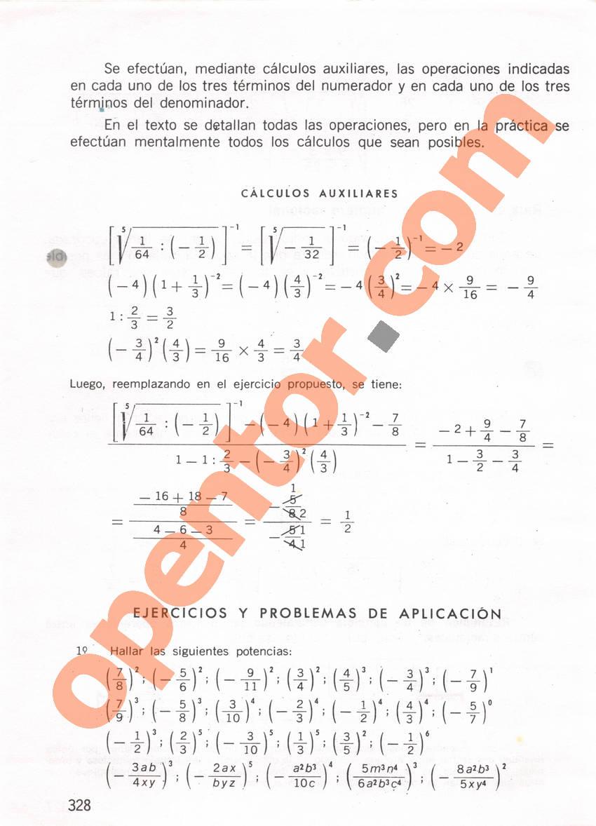 Aritmética de Repetto 1 - Página 328