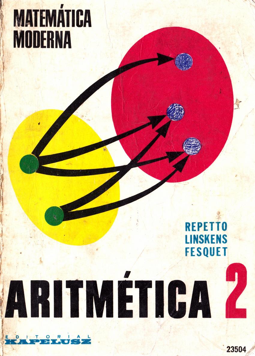 Aritmética de Repetto 2 - Portada