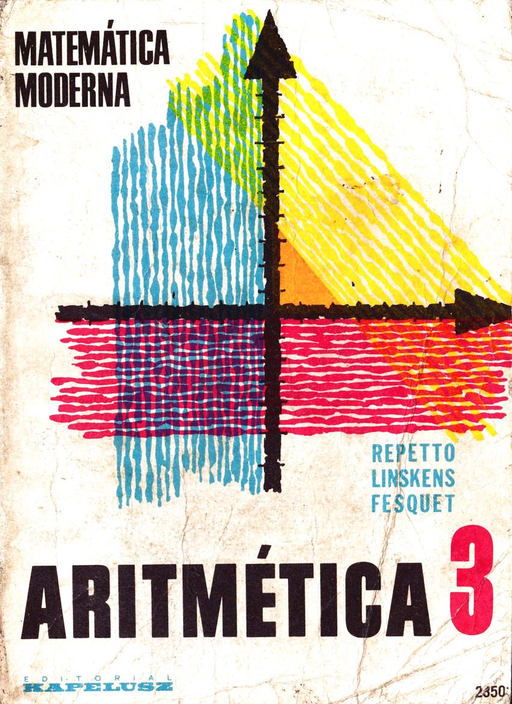 Aritmética de Repetto 3 - Portada