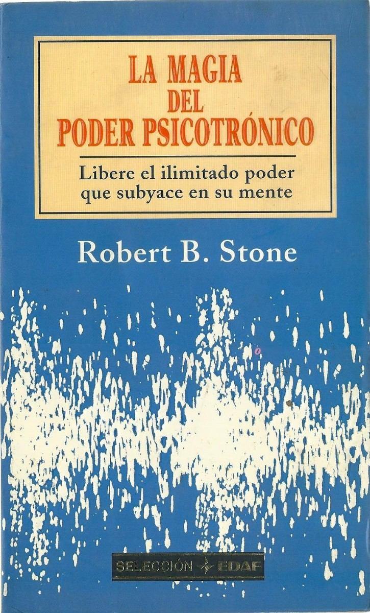 la magia del poder psicotrónico - Portada